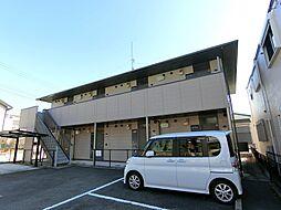 兵庫県神戸市灘区五毛通2丁目の賃貸アパートの外観