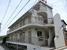 パークサイド茨木[3階]の外観