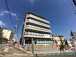 ミルキーウェイ新神戸[2階]の外観