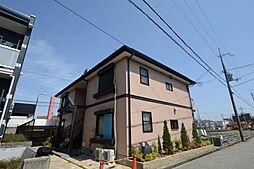 兵庫県宝塚市安倉西4丁目の賃貸アパートの外観