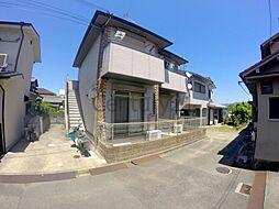 兵庫県川西市清和台東2丁目の賃貸アパートの外観