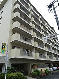 西中島東行マンション[5階]の外観