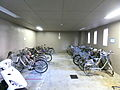 駐輪場兼バイク...