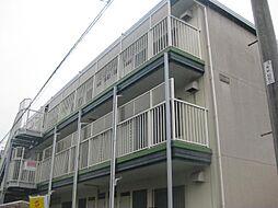 埼玉県さいたま市大宮区堀の内町3丁目の賃貸アパートの外観