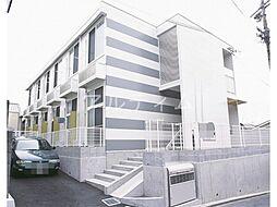 京都府京都市東山区泉涌寺東林町の賃貸アパートの外観