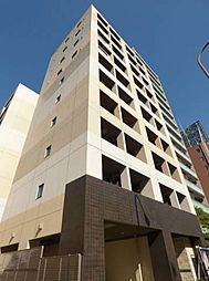 東京都港区東麻布1丁目の賃貸マンションの外観