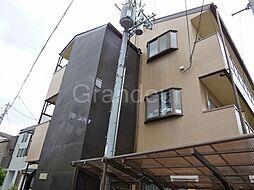 タカトヨハイツ7[1階]の外観