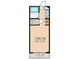 すづ[2階]の間取り