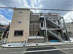 京王線 つつじヶ丘駅 徒歩18分の賃貸アパート