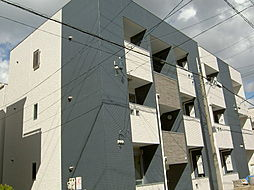 愛知県名古屋市中村区上米野町4丁目の賃貸アパートの外観