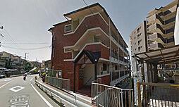 兵庫県神戸市須磨区車霜ノ下の賃貸マンションの外観