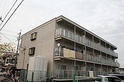 パールハイツ[102号室]の外観