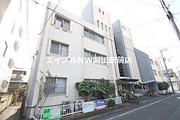 鹿田ビル[1階]の外観