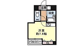 プレサンス京都清水[503号室号室]の間取り