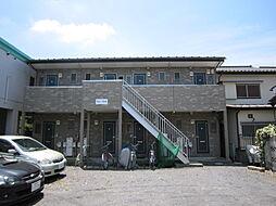 サニーヴィラ 11b[2階]の外観