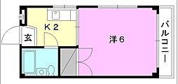 松山市駅 1.9万円