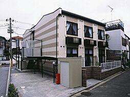 神奈川県横浜市緑区鴨居4丁目の賃貸アパートの外観
