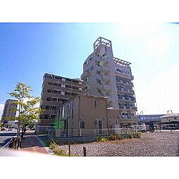 福岡県久留米市花畑1丁目の賃貸マンションの外観