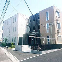千葉県鎌ケ谷市東初富6丁目の賃貸アパートの外観