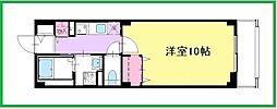 東京都江戸川区西一之江2丁目の賃貸アパートの間取り