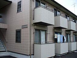 アスティオン竹園[102号室号室]の外観
