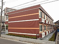 千葉県習志野市屋敷5丁目の賃貸アパートの外観