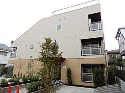 東京都世田谷区代沢1丁目の賃貸マンションの外観