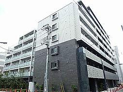 グランド・ガーラ門前仲町[3階]の外観
