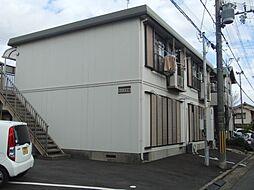 シティハイム平岡[102号室]の外観