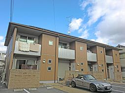 [テラスハウス] 奈良県生駒市有里町 の賃貸【/】の外観