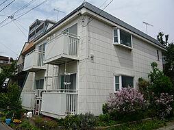 コーポみほの[1階]の外観