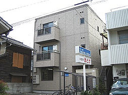 愛媛県松山市此花町の賃貸マンションの外観