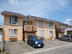 兵庫県赤穂市本水尾町の賃貸アパートの外観