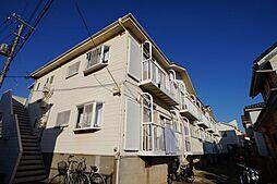 カサ・フローラ新高根[201号室]の外観
