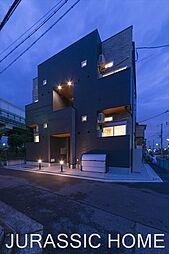 大阪府堺市堺区遠里小野町1丁の賃貸アパートの外観