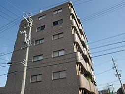 ピアリッツ日置弐番館[4階]の外観