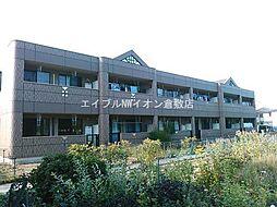 岡山県倉敷市東塚4丁目の賃貸マンションの外観