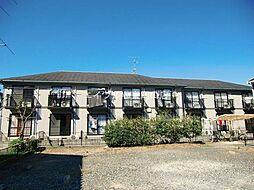 岡山県岡山市中区下丁目なしの賃貸アパートの外観