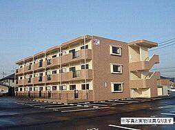 岡山県倉敷市西阿知町の賃貸マンションの外観