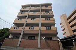 ソレイユII[1階]の外観