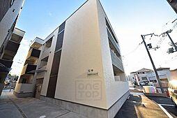 くすのきアパートメント2[3階]の外観