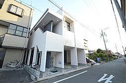 サウザンドサニーヒルズ八田[1階]の外観