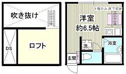 相模原市中央区東洲野辺新築アパート[106号室]の間取り