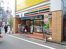 コンビニエンスストアセブンイレブン代々木参宮橋店まで188m