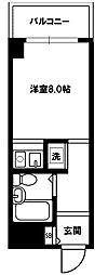 ライオンズマンション新大阪第3[6階]の間取り
