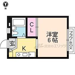 出町柳駅 3.5万円