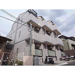 奈良県奈良市富雄元町1丁目の賃貸マンションの外観