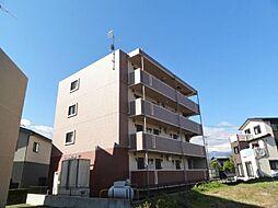 静岡県御殿場市中山の賃貸マンションの外観