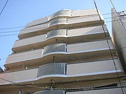 大阪府大阪市西区本田4丁目の賃貸マンションの外観