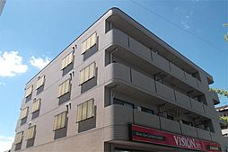 サンハイム東[4階]の外観